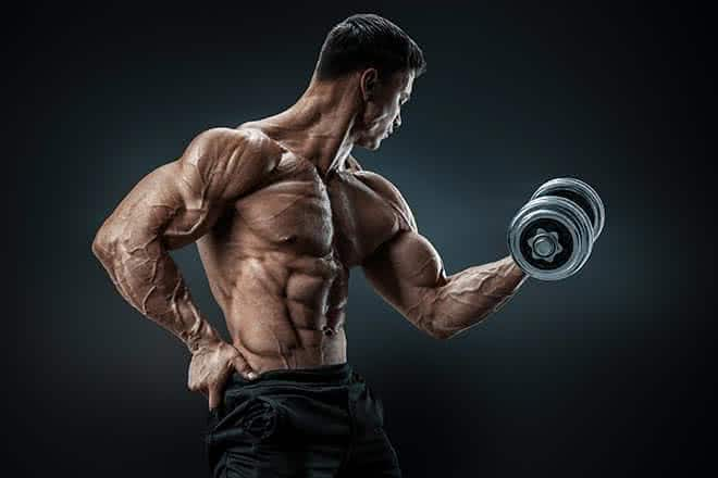 Nitric oxide supplements to build muscle