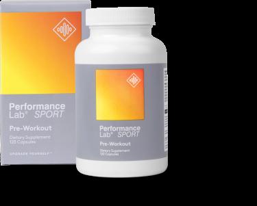 Sport Pre Workout Performance Lab